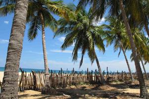 The beach at Kalkudah, Sri Lanka - Photo: Flickr / ''christophe_cerisier''