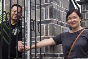 Pastor Wang Yi and his wife, Jiang Rong - Photo: ChinaAid www.chinaaid.org