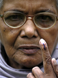Election ink - Photo: Flickr/UN Women Asia and the Pacific