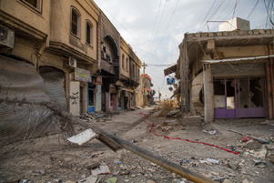 Devastation in Iraq