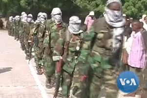 al-Shabaab - Photo: Voice of America www.voanews.com