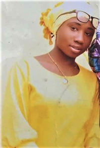 Leah Sharibu - Photo: World Watch Monitor www.worldwatchmonitor.org