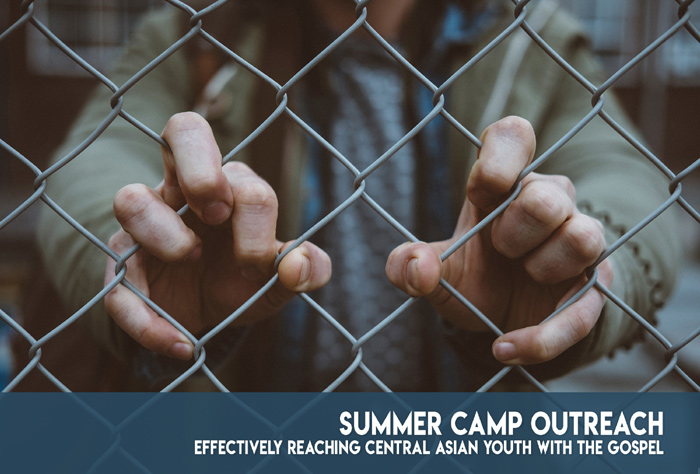 Summer Camp Outreach
